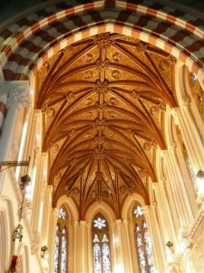 The Golden Ceiling